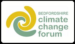 Bedfordshire Climate Change Forum logo